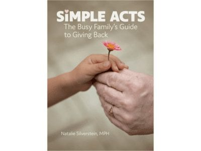 Simple Acts: Service and Acts of Kindness in Early Childhood Development