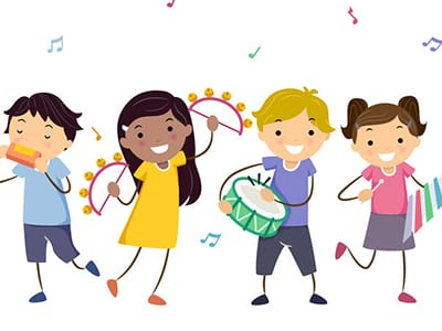 Engaging Children with Music and Movement