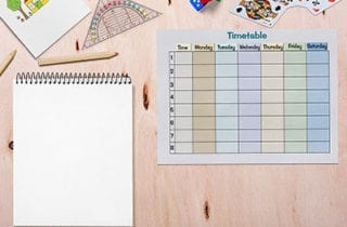 How to Create Daily Schedules to Support Home-Based Learning for Students with Autism