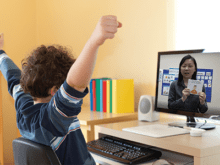 Supporting Learning from Home for Students with Autism and Other Developmental Disabilities