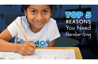 Top 5 Reasons You Need Handwriting