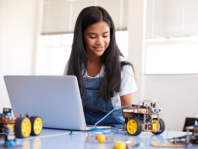 Close the Gender Gap in Computer Science with a Supportive Algorithm
