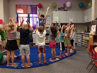 The Magic of Music and Movement in Early Childhood and Elementary Education