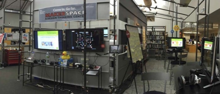 Hands on Learning: The Power of Interactive Learning in the Library