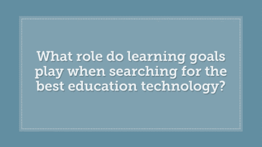 Building Authentic Need and Research into Edtech Development edWebinar image