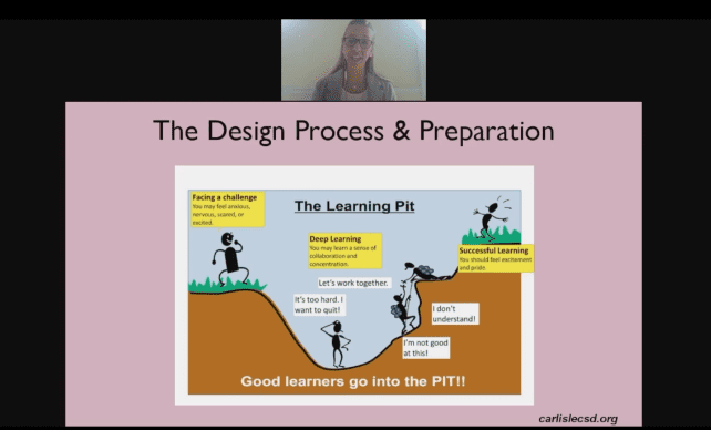 Letting Students Guide Their Learning in Middle School Science edWebinar recording link