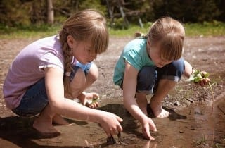 Science and Nature: A Natural Connection in a Child's World of Wonder