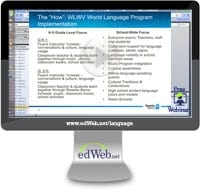 Charting the Course for Language Learning in a Blended-Learning Environment